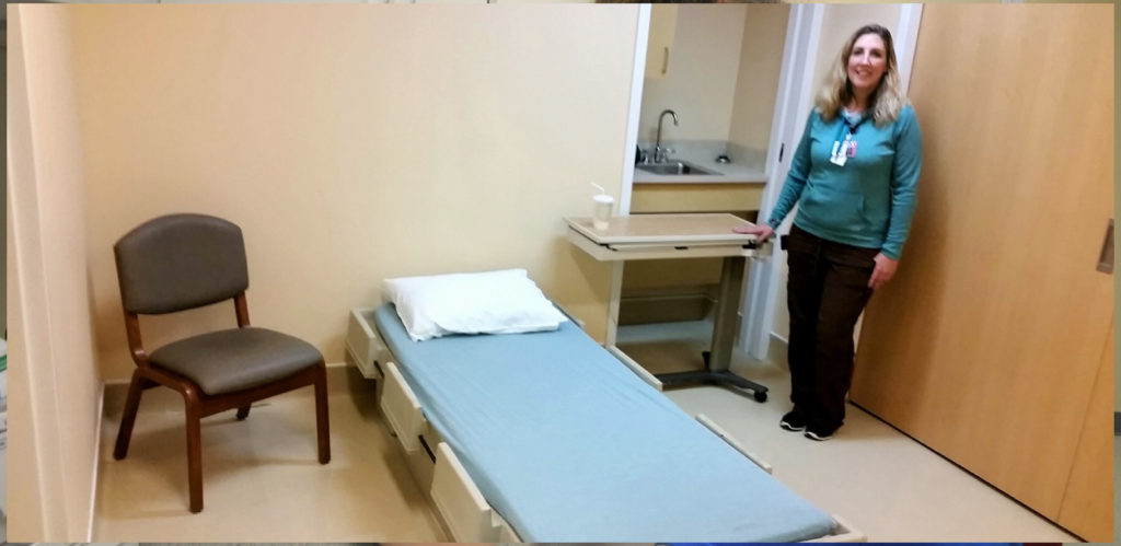 Behavioral Health Room